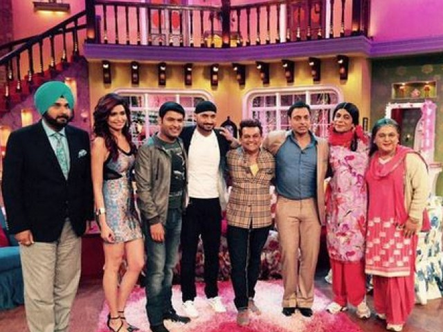Shoaib Akhtar on Comedy Nights With Kapil